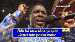 Oração de cura-TB Joshua-Tradução em Português.