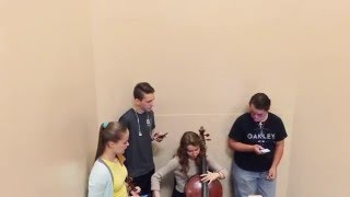 Heart Like Yours-Cover: cello, violin,& vocals