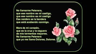 Amália Rodrigues - Dolores, La Petenera