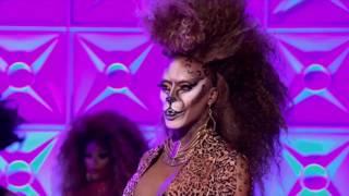 Aja vs Nina Bonina Brown Finally Lip sync for your Life HD