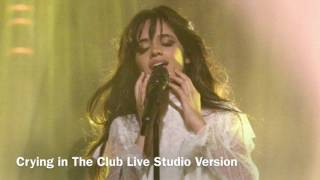 Camila Cabello Crying In The Club Live Studio Version (The Tonight Show)