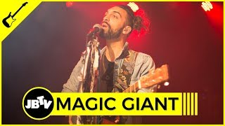 Magic Giant - Let's Start Again | Live @ JBTV
