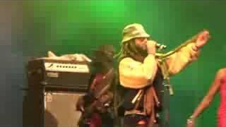 Alborosie & Shang Yeng Clan (Live) - Herbalist @ Reggae Geel 2008