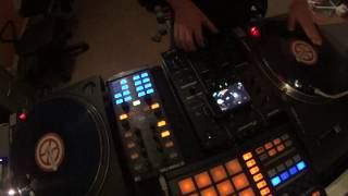 Roland Scratch Dj battle- Aviator dj