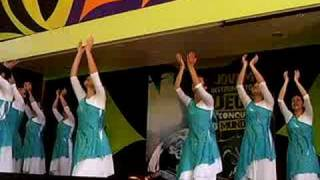 Congr. Juventude Principe da Paz 2008-Quedes Adonai-parte 1