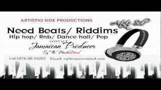 Get New Beats / Riddims, Dancehall,Rnb, Hip Hop,  For Single, Mixtapes, Album