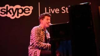 Charlie Puth - Hotline Bling - Skype Live Studio - 11.5.15