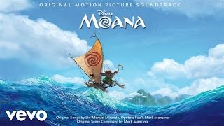 "Moana Karaoke - You're Welcome (From ""Moana""/Instrumental/Audio Only)"
