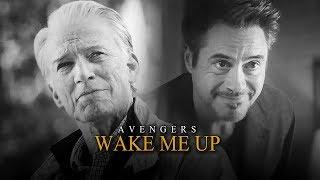 (Marvel) Avengers   Wake Me Up