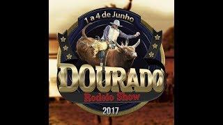 Abertura - Fernando e Sorocaba ( Dourado Rodeio Show 2017 )