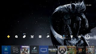 THE BEST BACKGROUNDS FOR PS4! #7 (WITH LINKS TO DOWNLOAD)