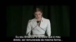 Emma Watson - Discurso ONU Mulheres HeForShe (2015) Cortado