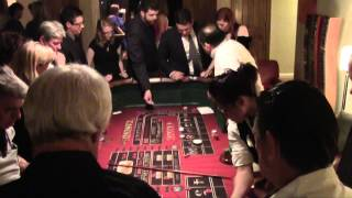 Casino Night Fundraiser 2014