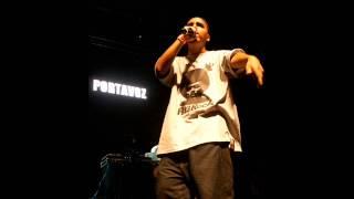 Portavoz - Sueño despierto (Escribo Rap con R de revolución)