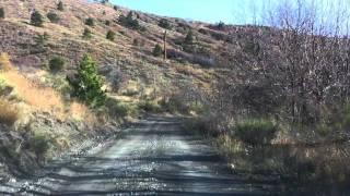 Les plus belles routes entre Valavoir et St Geniez  ( Novembre 2011)