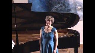 Irmelin Sloman - live: My Leman is so true of love (Gustav Holst)