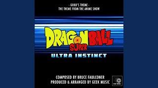 Dragon Ball Super - Ultra Instinct -Goku's Theme
