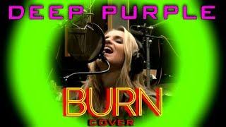 Deep Purple - BURN - Cover - Gabriela Gunčíková - Ken Tamplin Vocal Academy