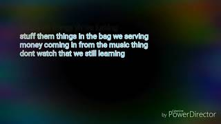 #410 skengdo x AM German swerving lyrics