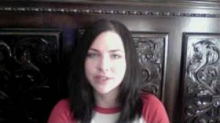 Amy Lee Maquinaria Festival Exclusive Message On Twitter October 2009