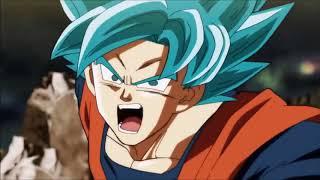 Goku vs Jiren- [AMV] EMINEM Till I Collapse (NEFFEX Remix)