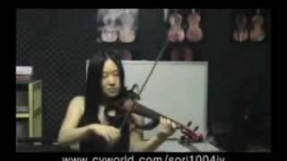 Ji Youn Kim - sori1004jy - Contradanza (Vanessa Mae)