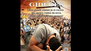 Fundo Musical Oficial Gideões 2016 - Glória Ao Senhor