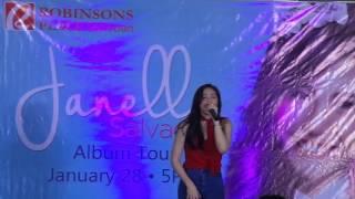 Janella Salvador -Mahal kita pero (Epic fail on stage)