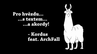 Pro hvězdu feat. ArchFall (final version)