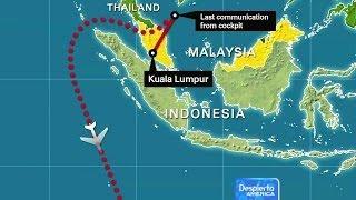 Nuevas pistas en la búsqueda del vuelo 370 de Malaysia Airlines