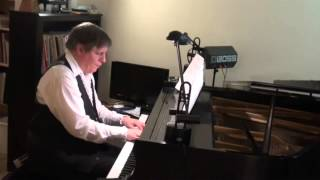 The Apartment, solo piano by Tom Cortese