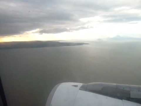 Landing  Managua,Nicaragua 1 (TACA)