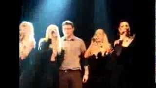 Paulius & Pop Ladies - Margarita (Live)