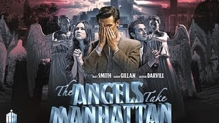 REVIEW: Doctor Who 'The Angels Take Manhattan' - Series 7 Episode 5