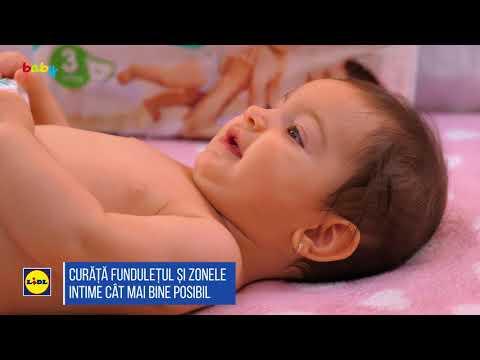 Cum schimbi corect scutecul bebelusului
