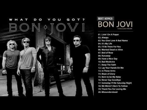 Download Video Bon Jovi Greatest Hits Full Album- Best Songs Of Bon Jovi Nonstop Playlist