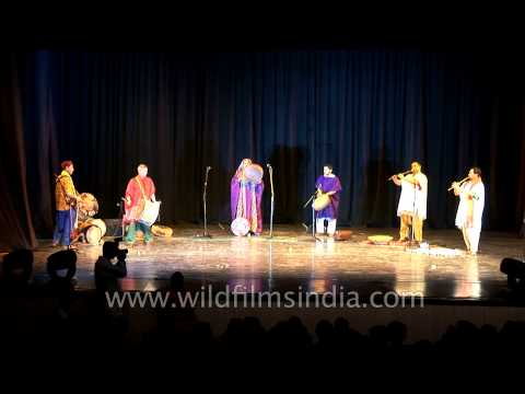 African Festival by ICCR : A programme of African Dance and Music