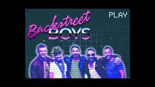 Backstreet Boys - I Want It That Way (J!K 80's Remix)