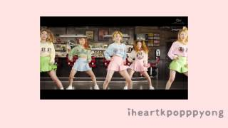 [FULL COVER] Red Velvet 레드벨벳 _ ICE CREAM CAKE