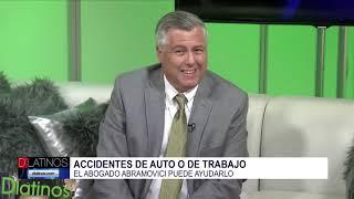 El abogado David Abramovici nos dice que hacer a la hora de un accidente de auto o de trabajo