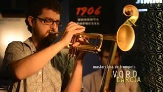 Promo Masterclass Voro García - Mousikê La Laguna