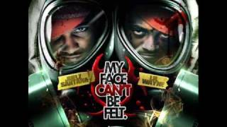 Lil Wayne Ft T Pain ( T-wayne) - He Rap, He Sang. {2009} {My Face Can't Be Felt}