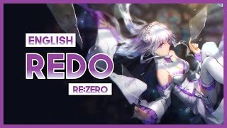 "【mew】""Redo"" ║ Re:ZERO OP 1 ║ ENGLISH Cover Lyrics ║ Re: ゼロから始める異世界生活"
