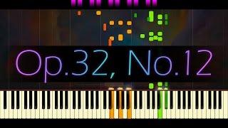 Prelude in G-sharp minor, Op. 32 No. 12 // RACHMANINOFF