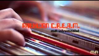 raekwon - C.R.E.A.M. [md1 instrumental]