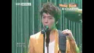 [K-Chart] 3 [-]LOVE - CNBLUE (2010.6.18 / Music Bank Live)