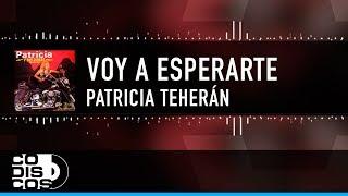 Voy A Esperarte, Patricia Teherán, Vídeo Letra