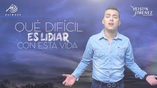 Cuánto Les Debo - Yeison Jiménez - (Video Lyrics)