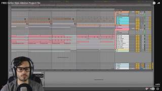 DUBSTEP - 1 Proyecto GRATIS para Ableton estilo GETTER - Cymatics