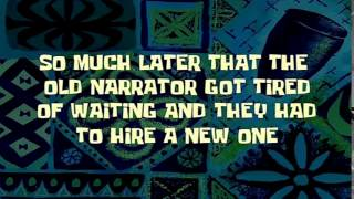 So much later blah blah blah... | SpongeBob Time Card #15